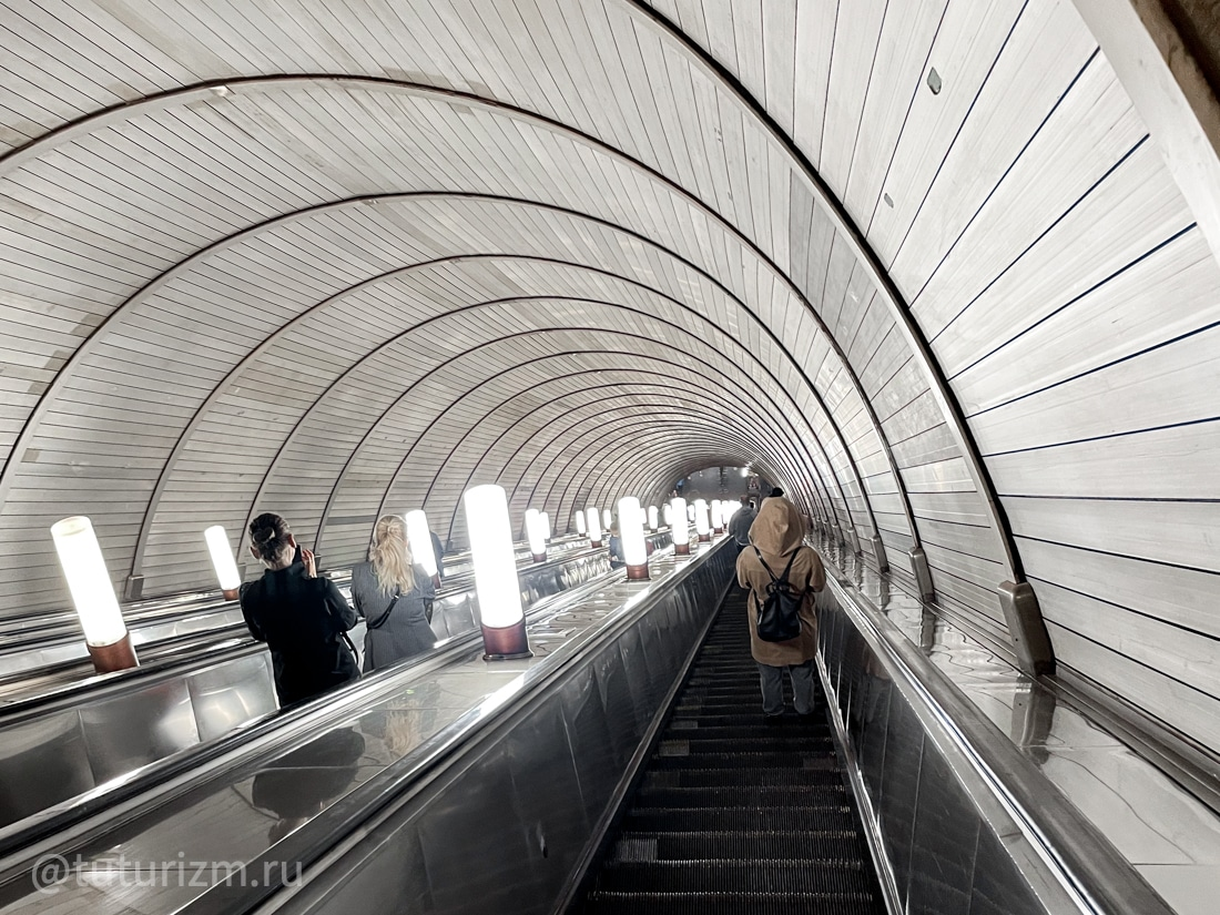 Станция метро Римская