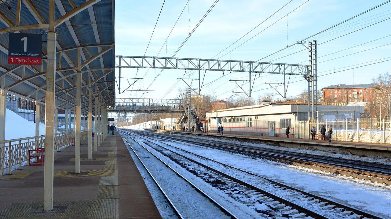 Железнодорожная станция «Петровско-Разумовская»