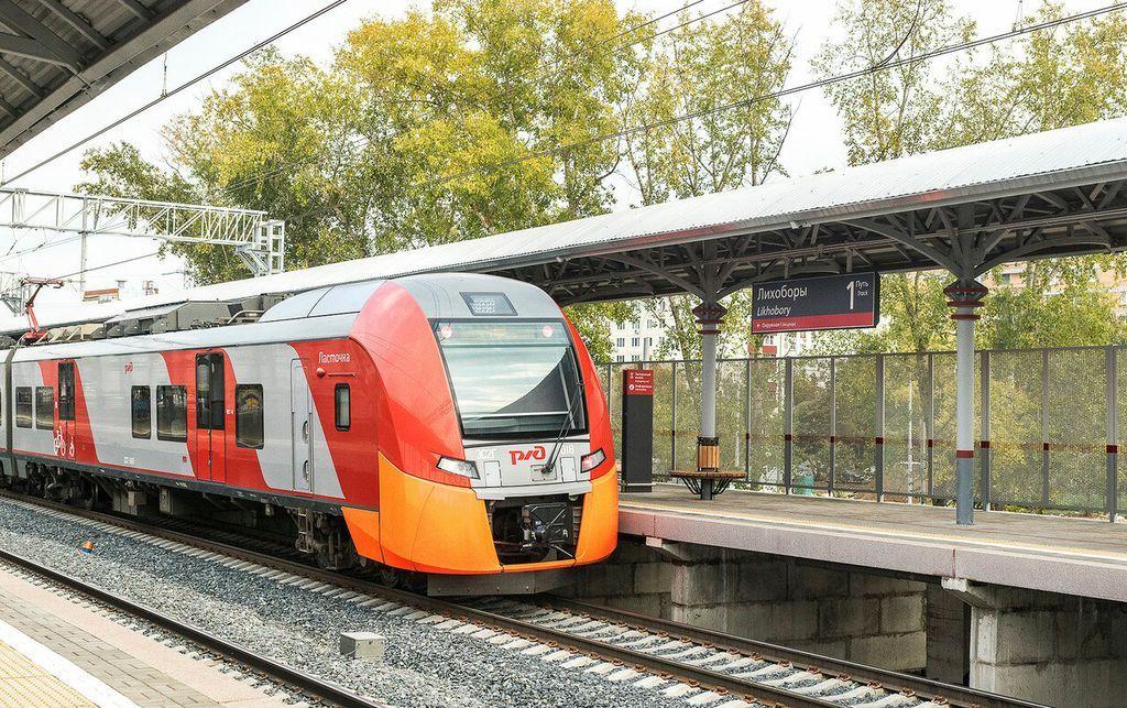 Железнодорожная станция Лихоборы