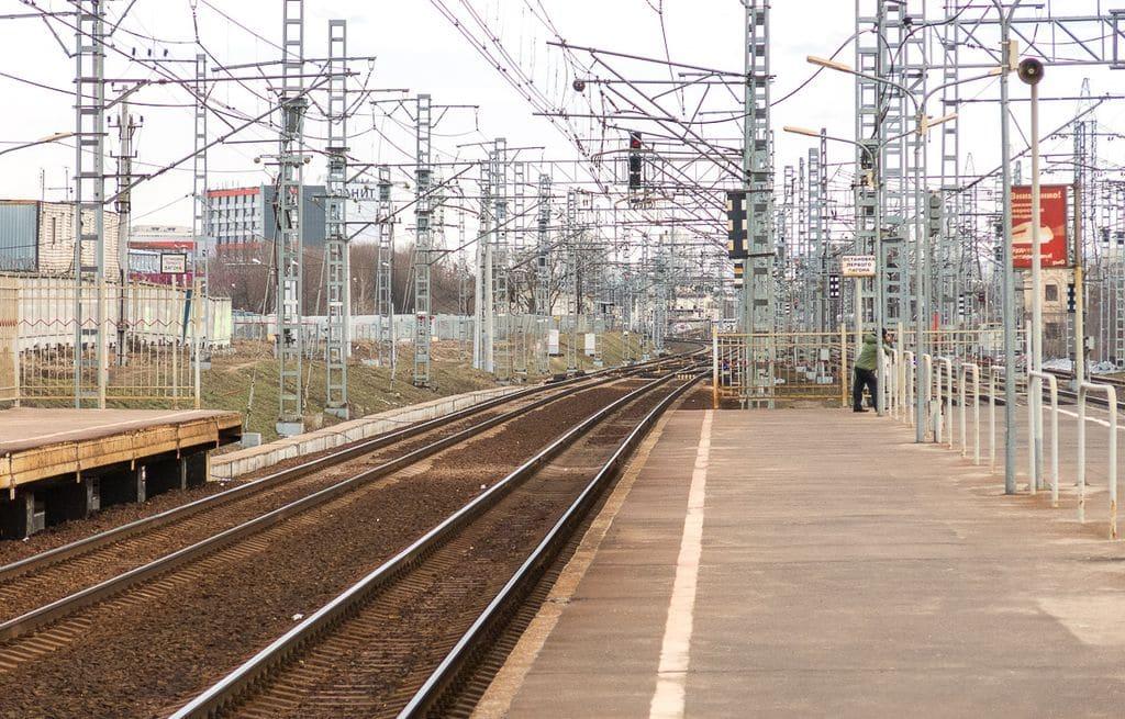 Железнодорожная станция «Останкино»