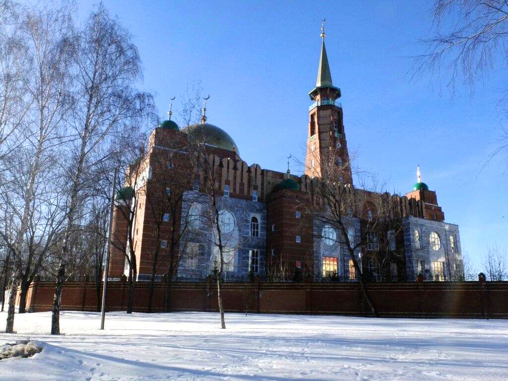 Соборная мечеть Самары