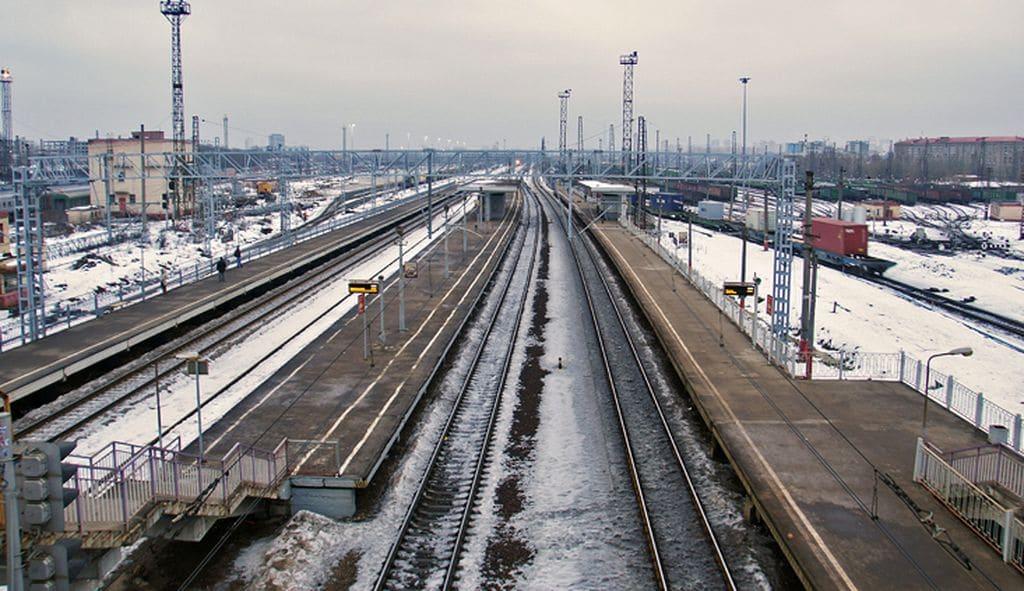 Железнодорожная станция Моссельмаш